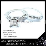 Wholesale products mold jewelry 925 sterling silver jewelry fashion couple ring buy jewelry online shopping india