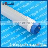 TUV approved T8 LED tube, transparent cover led fluorescent light young tube 18w t8 led red tube