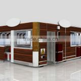 Free 3d max designed restaurant interior design, container mobile restaurant, food containers restaurant                                                                         Quality Choice