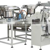 Shanghai manufacture automatic counting and packing machine for screw/bolt/nuts/hardware