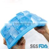 Pop Mold 21 Cavity Silicone Ice Cube Container/Silicone Ice Tray