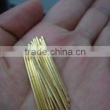 high quality low price electronic component mobile phone spring loaded pcb gold plated test pin