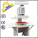 Diving suit rain coat garment heat press machine