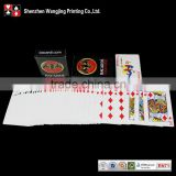 300 gsm Paper Playing Card,Plastic Playing Card,Both Sides Custom Printed Poker Card