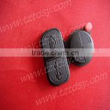 TD auto remote key 3 rubber /button(light) for BW