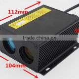 905nm long range laser rangefinder with RS232/485 interface applied in Air traffic avoidance