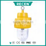 70 100 150w IP65 China factory 3 years warranty oil field yellow aluminum alloy MH/HP explosion-proof lamp