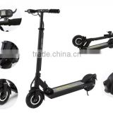 Hot sales! 36v/350w aluminum alloy electric scooter with brushless motor                                                                                                         Supplier's Choice