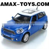 dc-0176103 1:32 diecast car emulational pull back die cast car model with sound and lights (doors/engine cover can be opened)