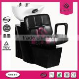 bsy noni black hair magic shampoo salon chair china factory
