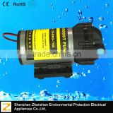 electric powered water pump 24v / 12v dc motor