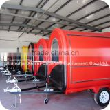 2014 Hot Selling Mini Assemble Cooking Food Cart Trailer with Molding Machine for Dumplings XR-FC220 B                                                                         Quality Choice