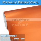 CARLIKE Colorful Metallic Chrome Brushed Car Body Wrap Vinyl Stickers