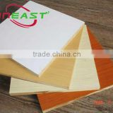 High gloss board,Solid color mdf,white melamine MDF board, colored mdf board price,16mm mdf board timber