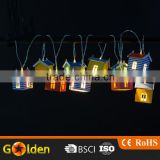 INquiry about solar powered 10 led beach hut string lights