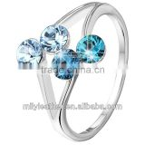 2014 Latest Diameond Rings China Whole Sale Rings for Women Ring Prices MLCR008