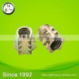 Sales network throughout the world furniture connectiong zinc alloy M6 iso 4032 hex nut (NZ1513)