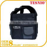 Fashionable Black Tool Bag, Waist Tool Bag Work Bag Tooling Bag, Folding Tool Bag Polyester China
