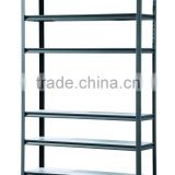 Angle Iron shelf boltless shelving