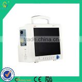 2013 Best Price CE&FDA Approved High-tech Newest Medical Diagnostic Test Equipment With 5 ECG Lead