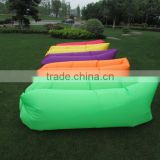 Fast filling drop bean shape waterproof Inflatable lazy sofa /bed/Hangout Lounge Sleeping Air Sofa Bag                                                                                                         Supplier's Choice