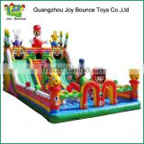 outdoor inflated park for kids inflatable amusment park slides,amusement park inflatable