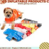 PVC waterproof dog coats EN71 approved
