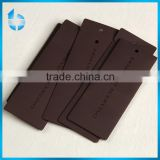 Hangzhou printing factory custom dark coffee spare button bag for girls' micromini skirts