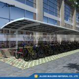 Sunshade Aluminum Frame Public Carport Design                                                                         Quality Choice