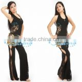 SWEGAL 2013 SGBDT13065 1color black lady fashion sexy belly dance modern skirts