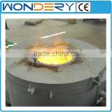 Non-ferrous Metal (Zinc, Copper, Aluminum, Tin) Oil-fired Stationary Crucible Melting Furnace