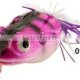 ilure fishing frog Moreau Baits attractive frog fishing lures