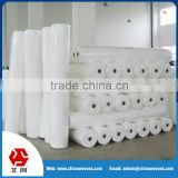 China factory home textile PP S spunbond nonwoven fabric raw material used for pillow case