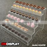 Acrylic dessert cake display stand for 3 tier                                                                         Quality Choice