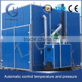 payment protection steam wood/electricity heating vacuum wood drying kiln