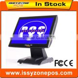 IZP020 15 inch Usb Powered Touch Screen Monitor with Customer display                                                                         Quality Choice
