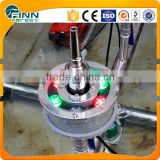 IP68 fully waterproof 304 stainless steel 24v 6w 9w 12w colorful submersible fountain led light