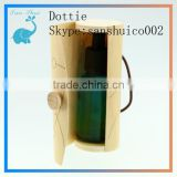 round glass dropper bottles with custom wooden packing made in China eliquid dropper bottles