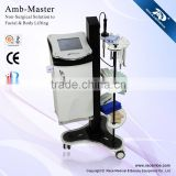 Amb-Master Multi-functional beauty machine collagen regain stem cells activation and skin whiten machine(CE,ISO,D&B)