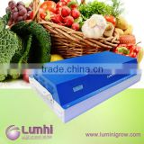 Lumini hot selling high bright square panel led grow light with intelligent wifi controller