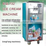 New model soft ice cream machine BQL732 icecream making machine
