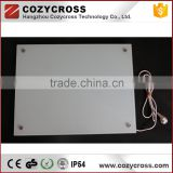 Glass Far Infrared Ray Radiant Electric Heat Reflective Panel CE RoHS