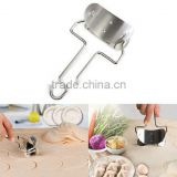 High quality Stainless steel Dough Press Dumpling Pie Ravioli Mould Maker Cooking Pastry Tools