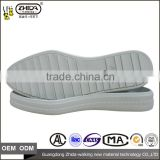 Lastest rubber shoe sole design / casual ladies Sneaker Soles / shoe sole to buy with size 35-39