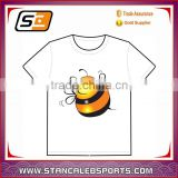 Stan Caleb China Manufacturer Custom T Shirt, Digital T-Shirt Printing, 3D Sublimation T Shirt