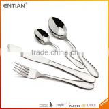 Chinese Cutlery, Stainless Steel Dinnerware Set
