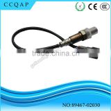 Denso air fuel ratio sensor oxygen 89467-02030 discount price auto parts heated o2 sensor types for Toyota Corolla