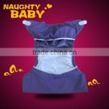 Waterproof Solid color PUL Cloth Diaper cover without pocket
