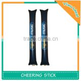 Promotional Plastic Inflatable Clapper Balloon Cheering Stick