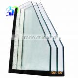 Double glazing Insulated tempered glass cost per square foot Triple glazed glass thermal pane glass